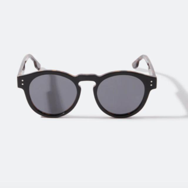 Clement Round Sunglasses