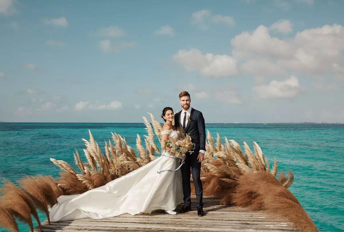 Cancun, Mexico wedding