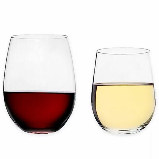 Reidel Stemless Wine Glasses