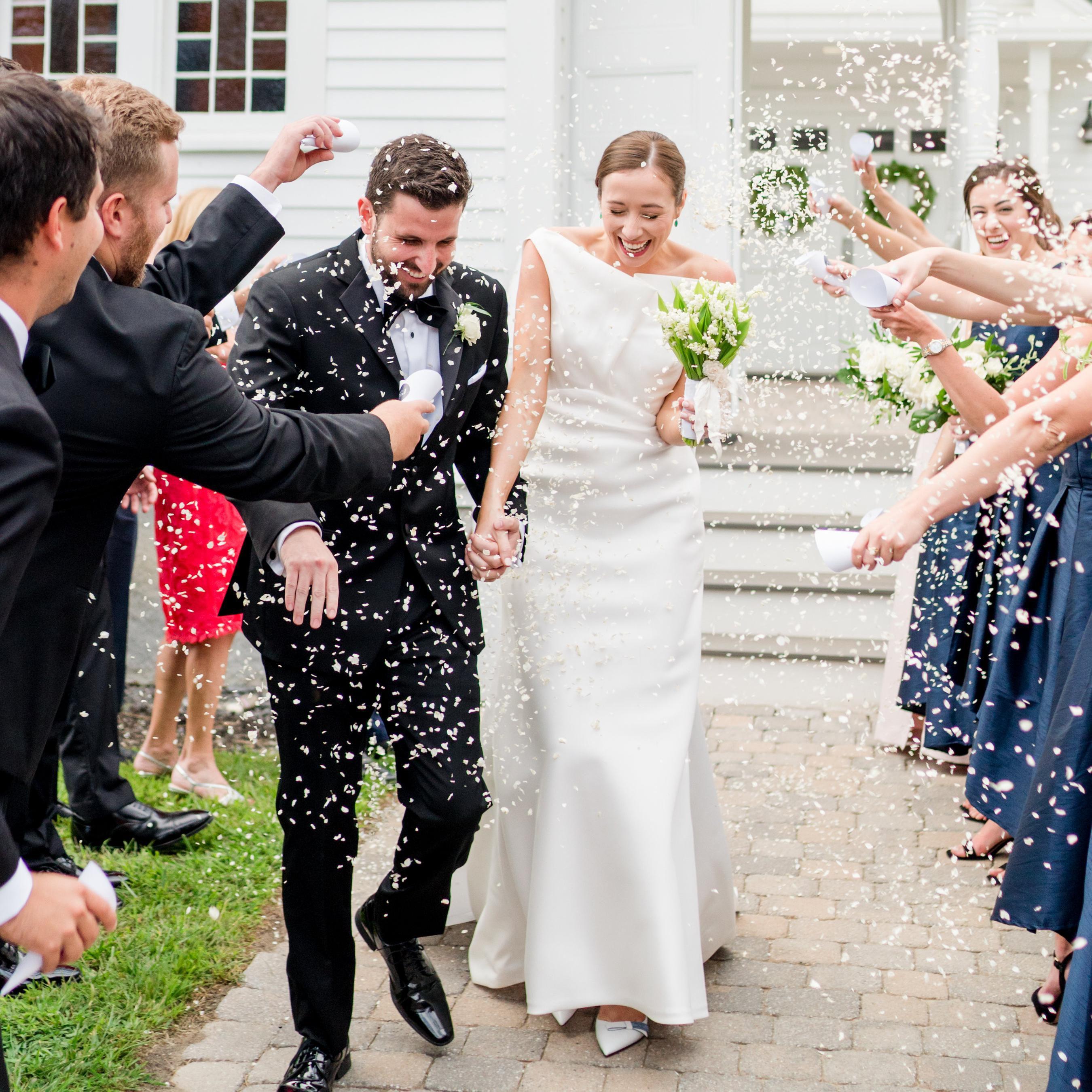 A Classic Wedding On The Coast Of Maine