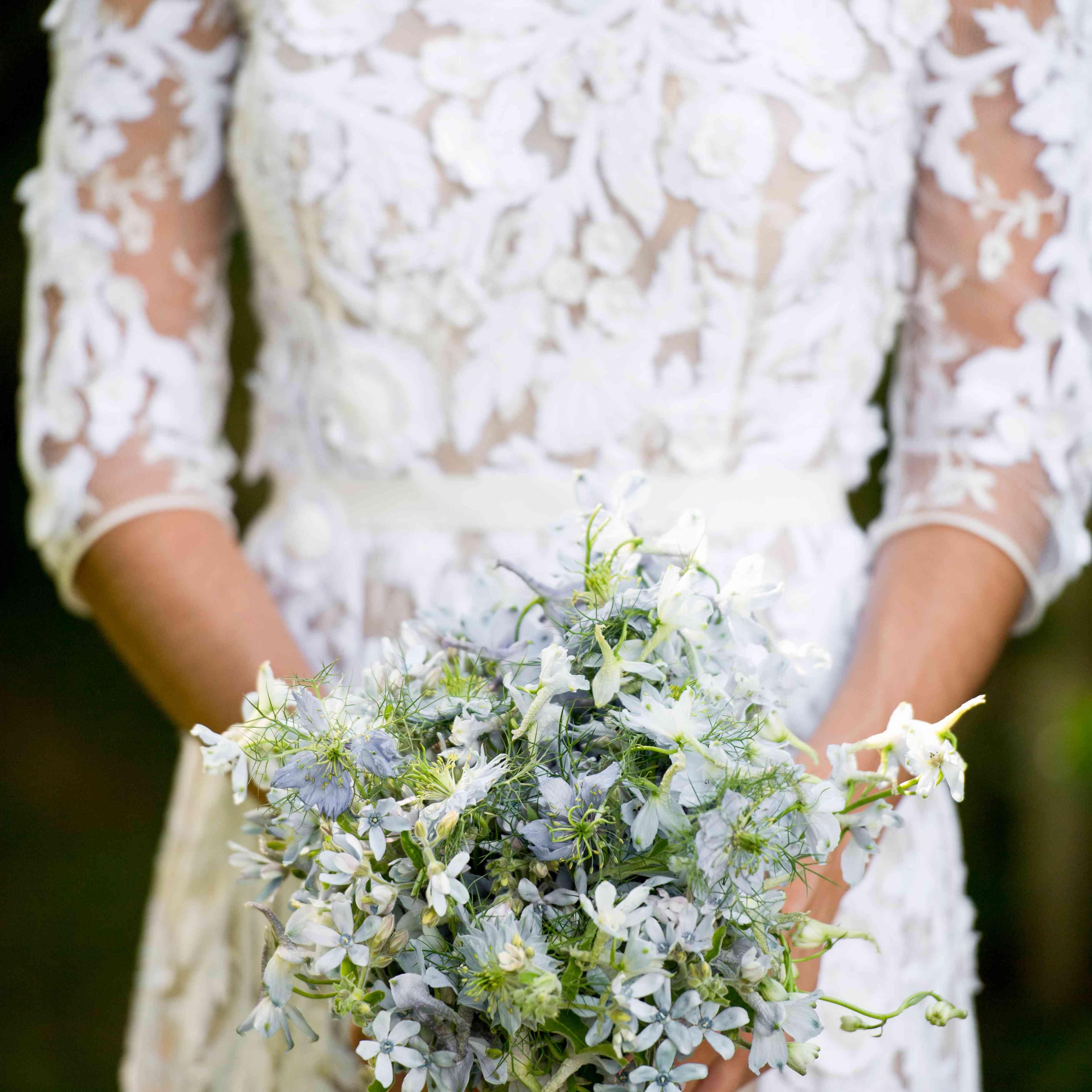 Tweedia bouquet