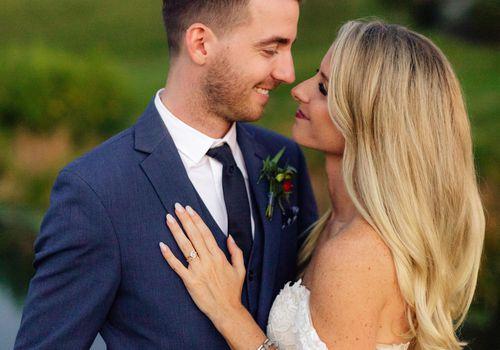 Brandon Lancaster's Wedding