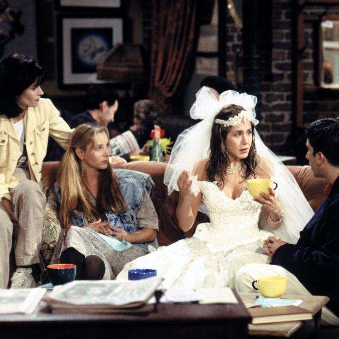 Rachel on Friends