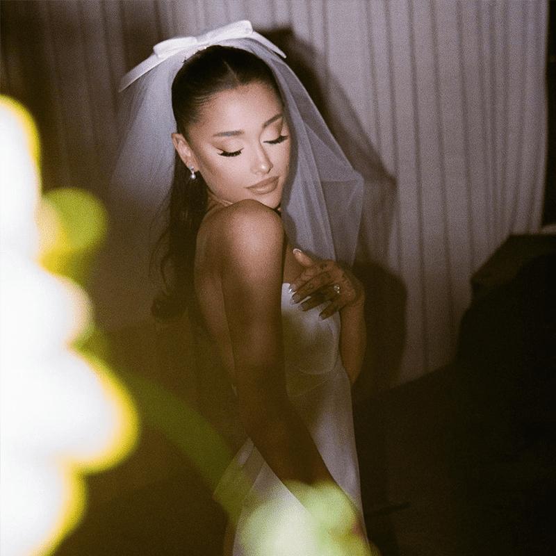 Ariana Grande Wedding