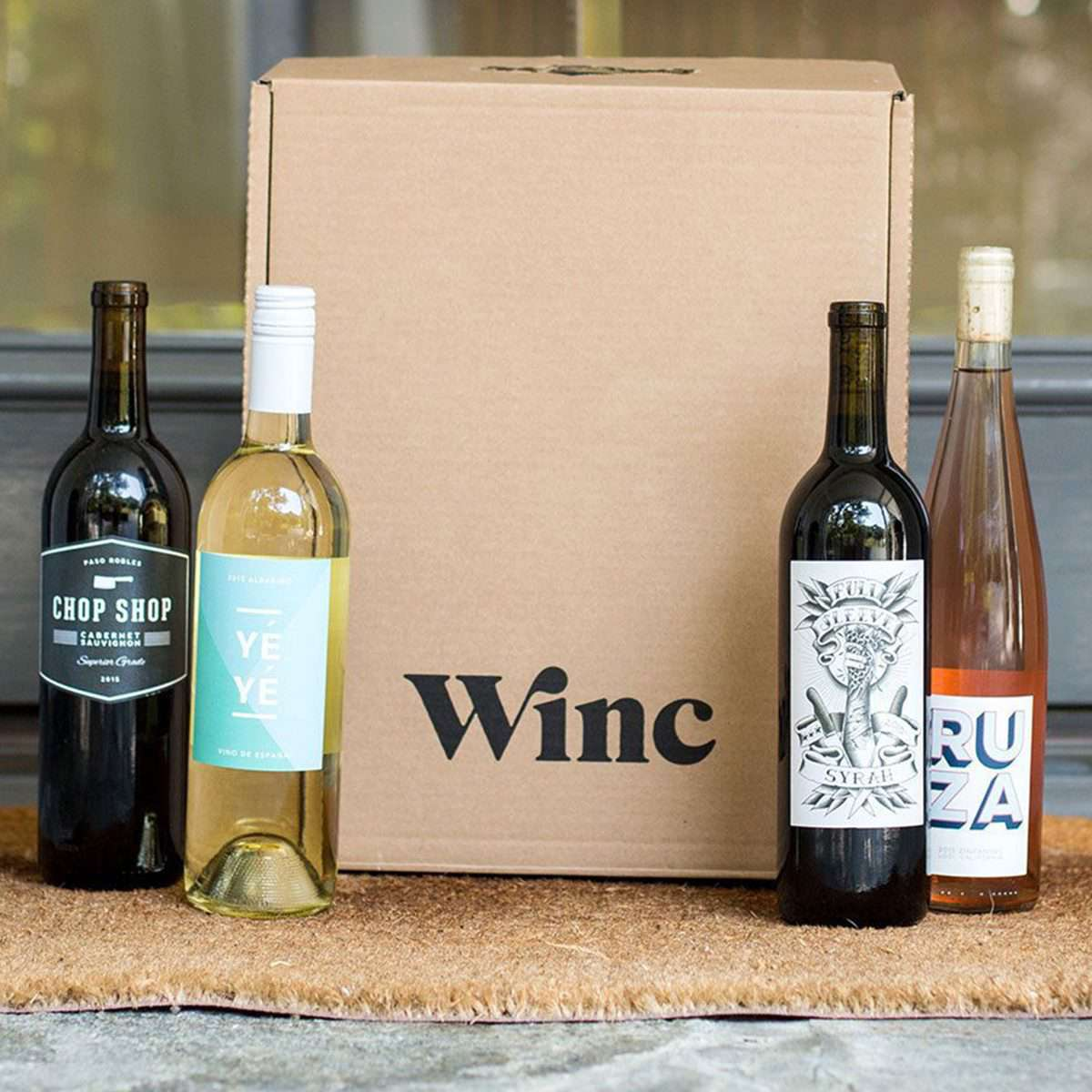 WINC – Monthly Wine Subscription