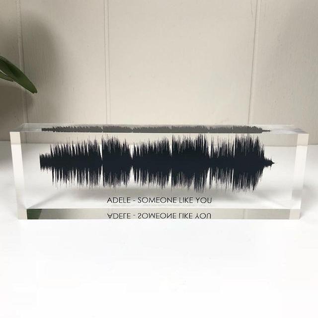 Artblox Shop Sound Wave Art
