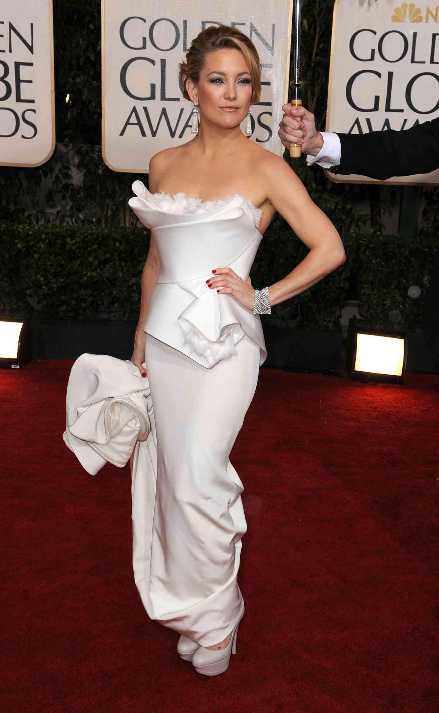 Kate Hudson 2010 Golden Globes