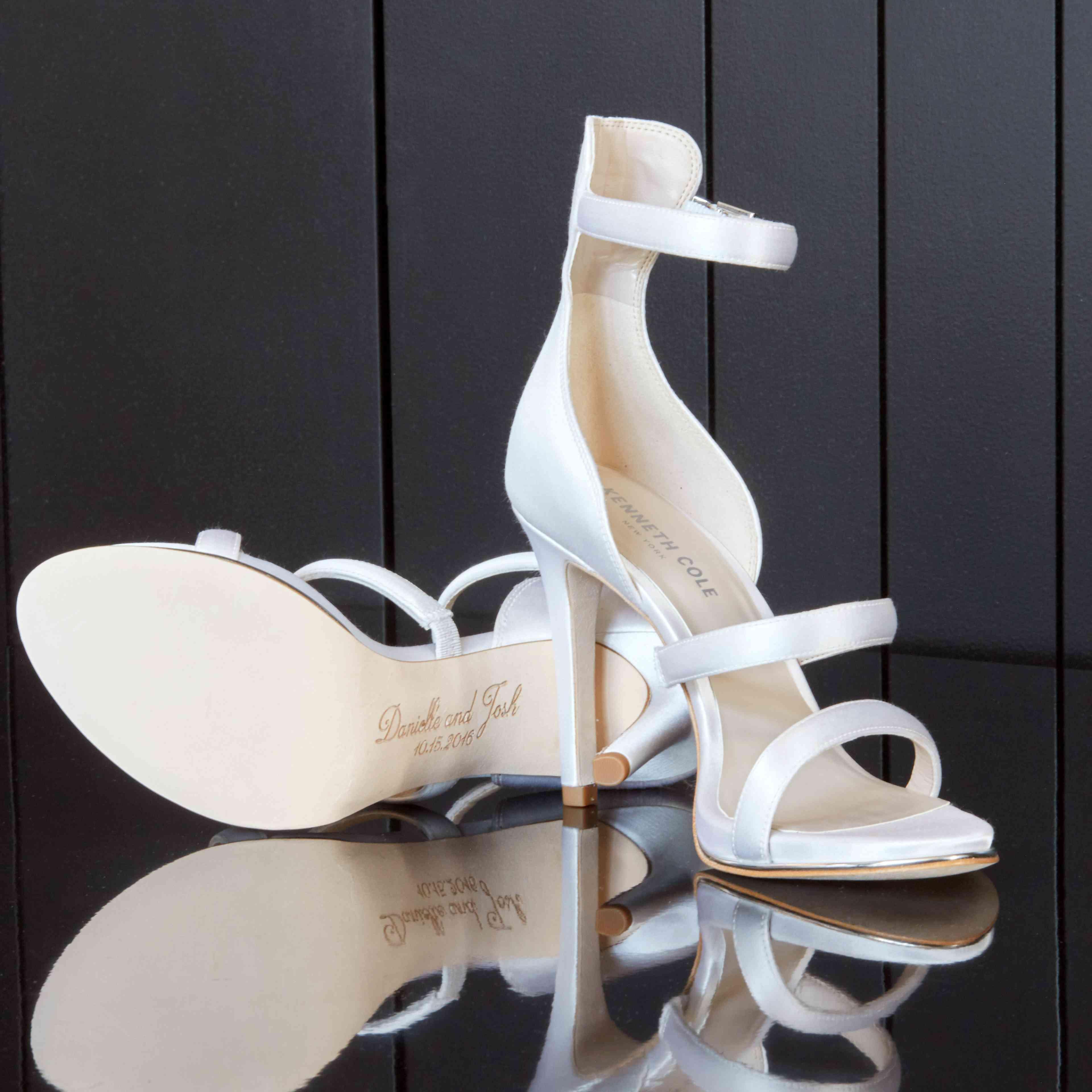 Kenneth Cole Wedding Shoes