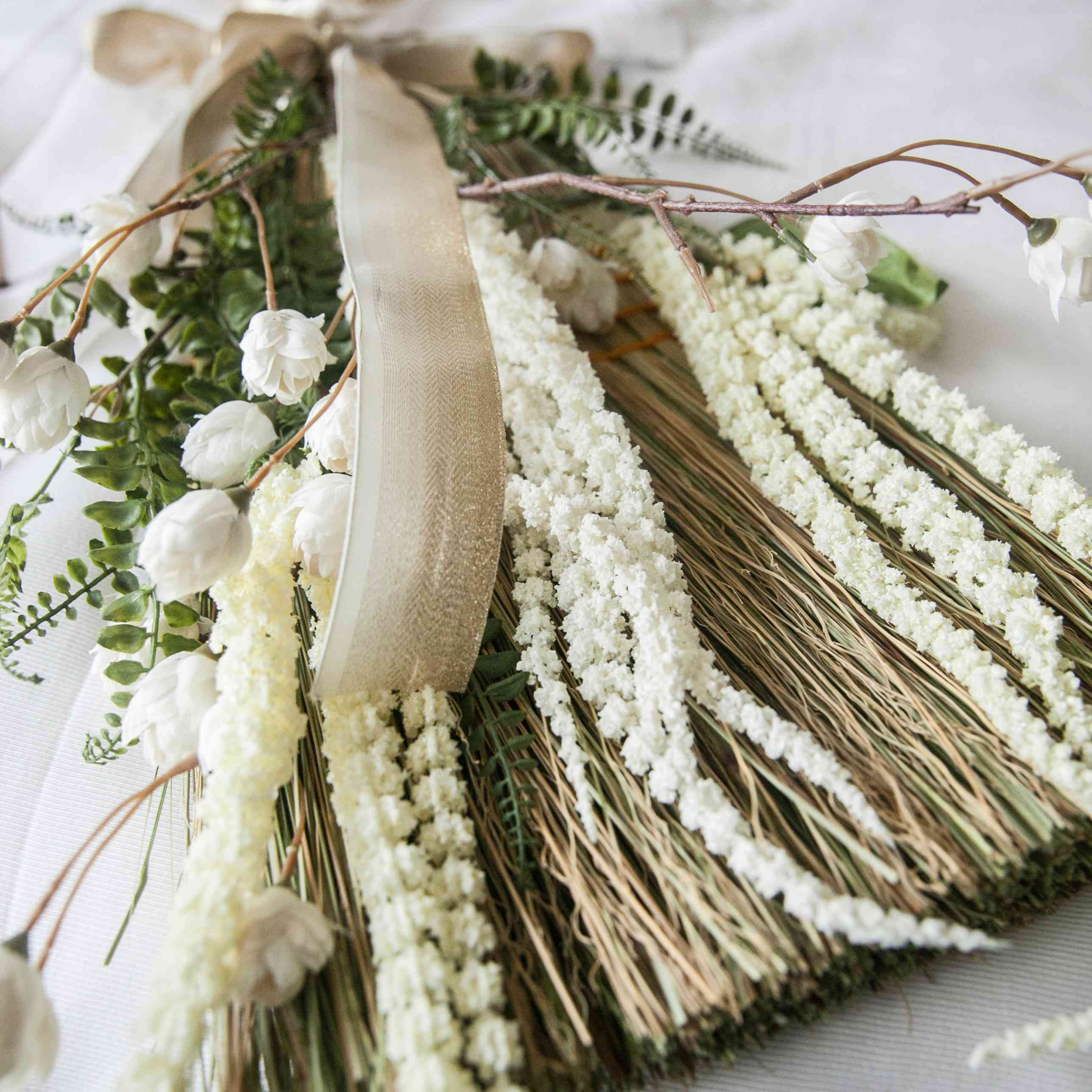 <p>Jumping the Broom</p><br><br>