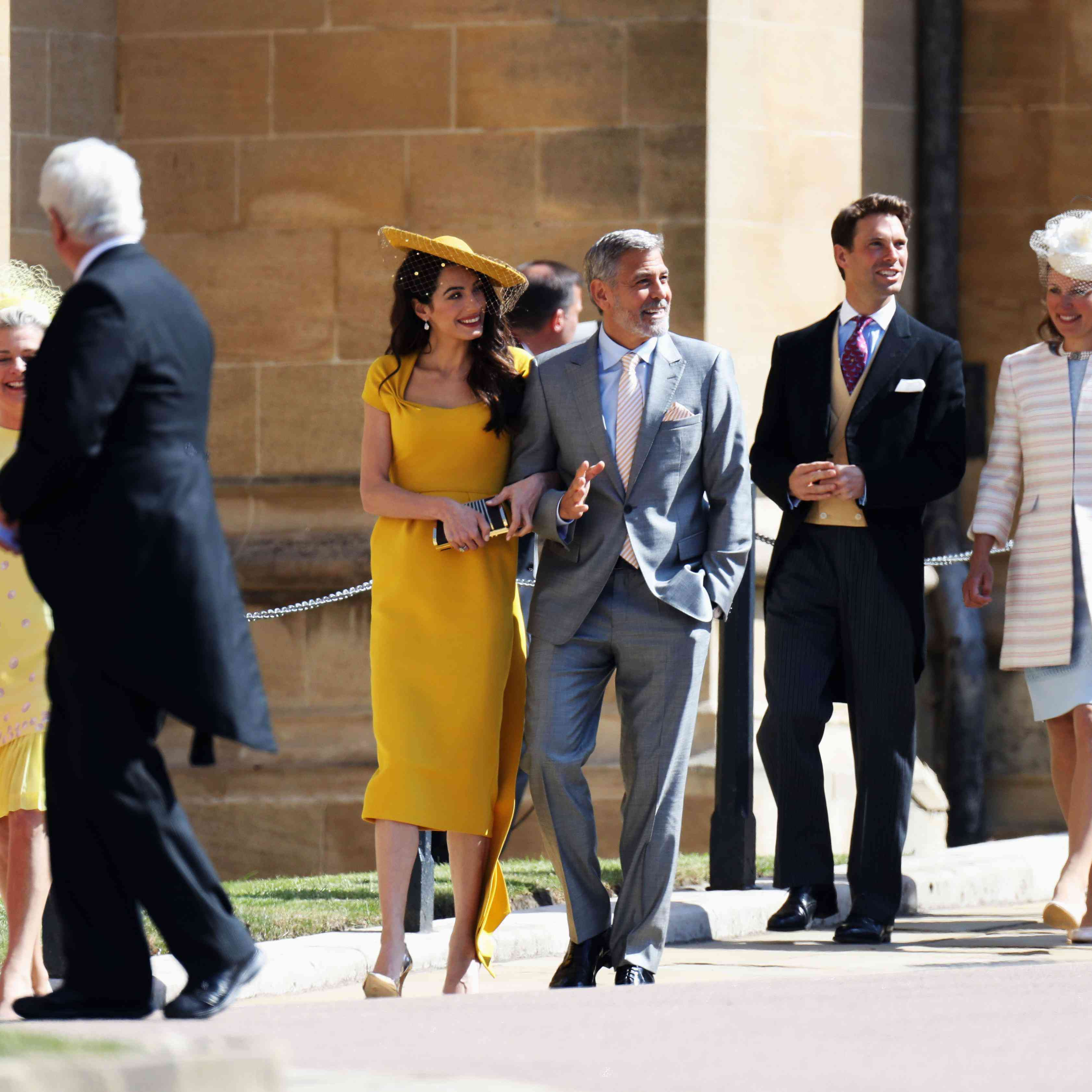 Celebrities Invited To Royal Wedding.Royal Wedding Guest List Celebrities Who Attended The Nuptials