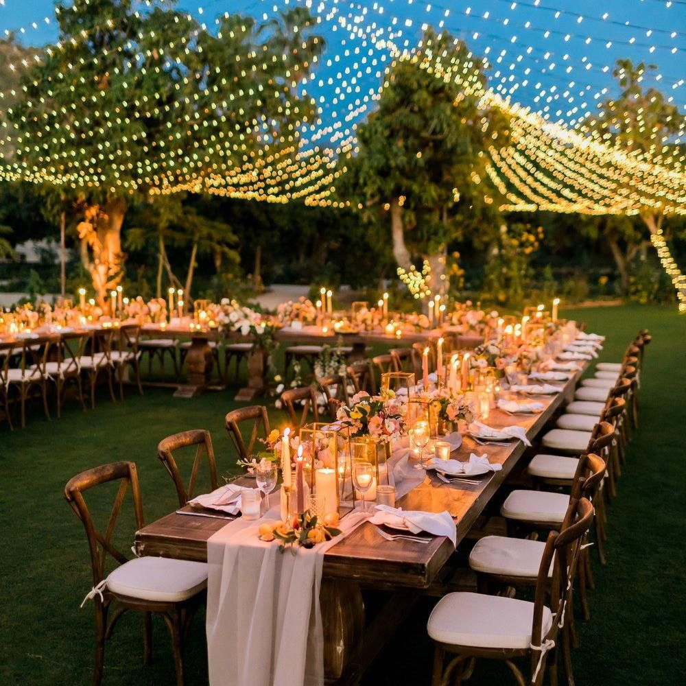 Ideas For Using String Lights