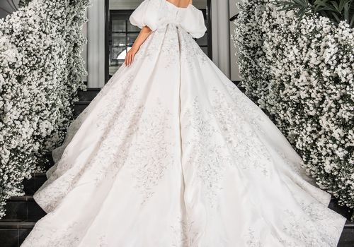 thassia naves wedding dress