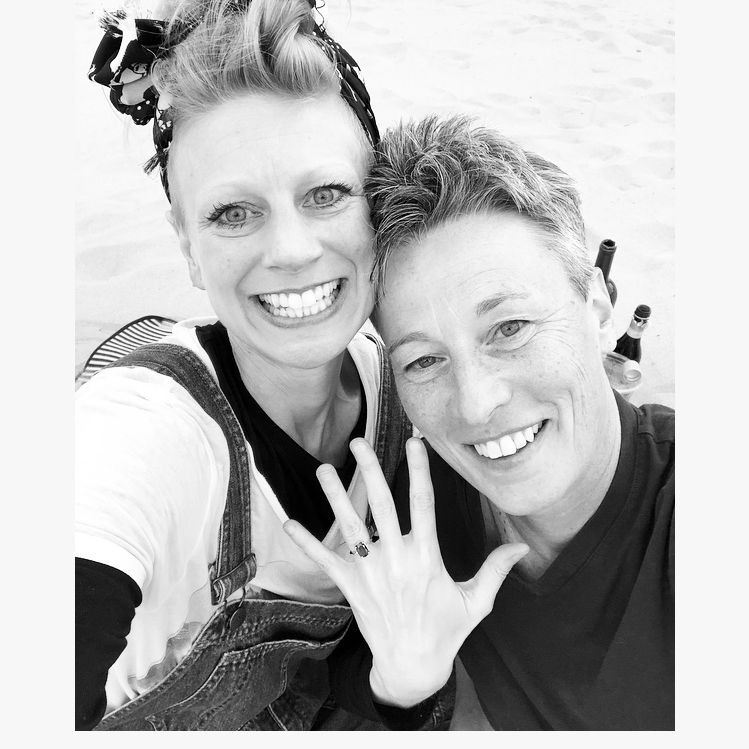 7 Lesbian Couples Share Their Adorable (and Unlikely!) Love