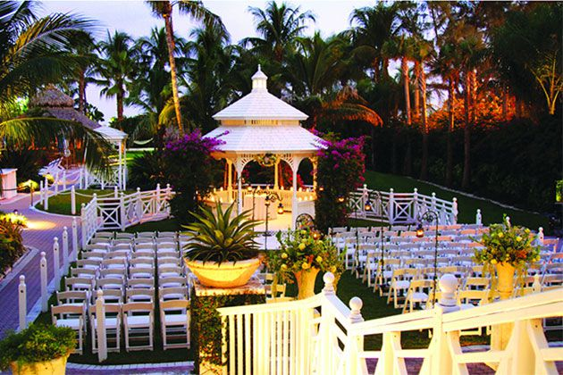 Brides Florida The 10 Best Beach Wedding Venues In Miami