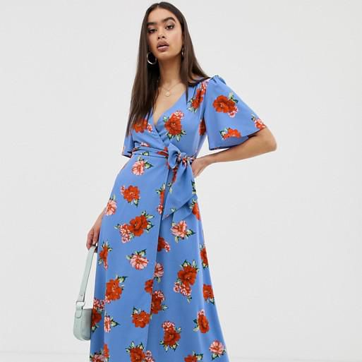 innovative design save up to 80% marketable 25 Super-Pretty and Flattering Wrap Dresses for Wedding Guests
