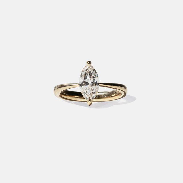 KatKim Éternal Marquise Ring