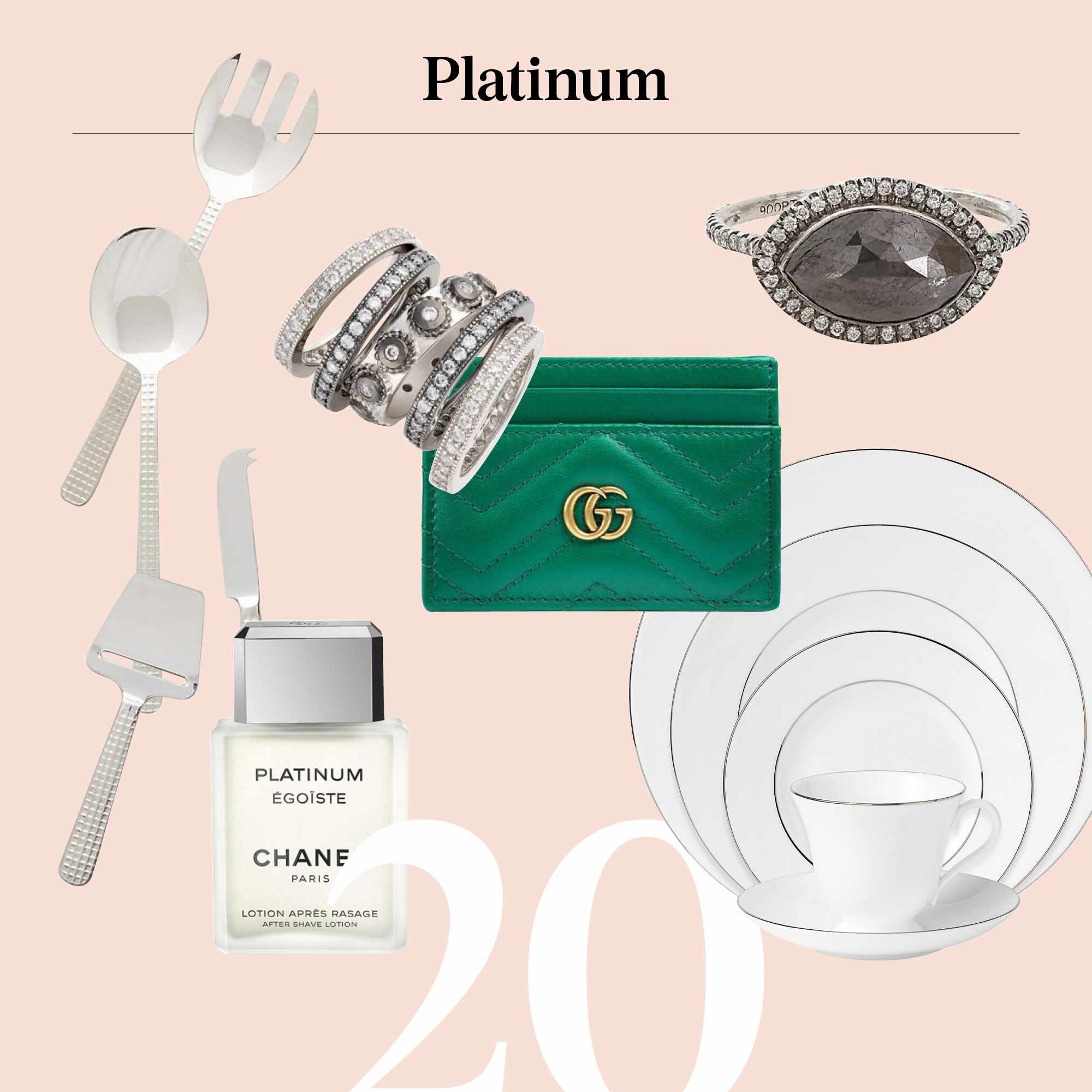 20th Wedding Anniversary Gift Ideas For Him: 54 Wedding Anniversary Gifts By Year For Him, Her, And Them