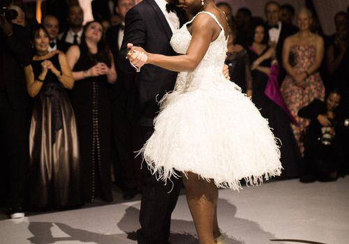 <p>Serena Williams and Alexis Ohanian's First Dance</p>
