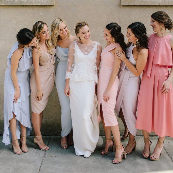 Ceremony Vs Reception Dress: Wedding Ideas, Planning & Inspiration