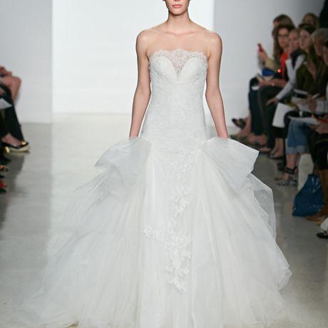 Kenneth Pool Spring 2014 Bridal Dress Collection Wedding Dress