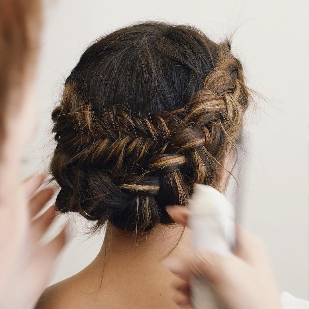 50 Braided Wedding Hairstyles We Love