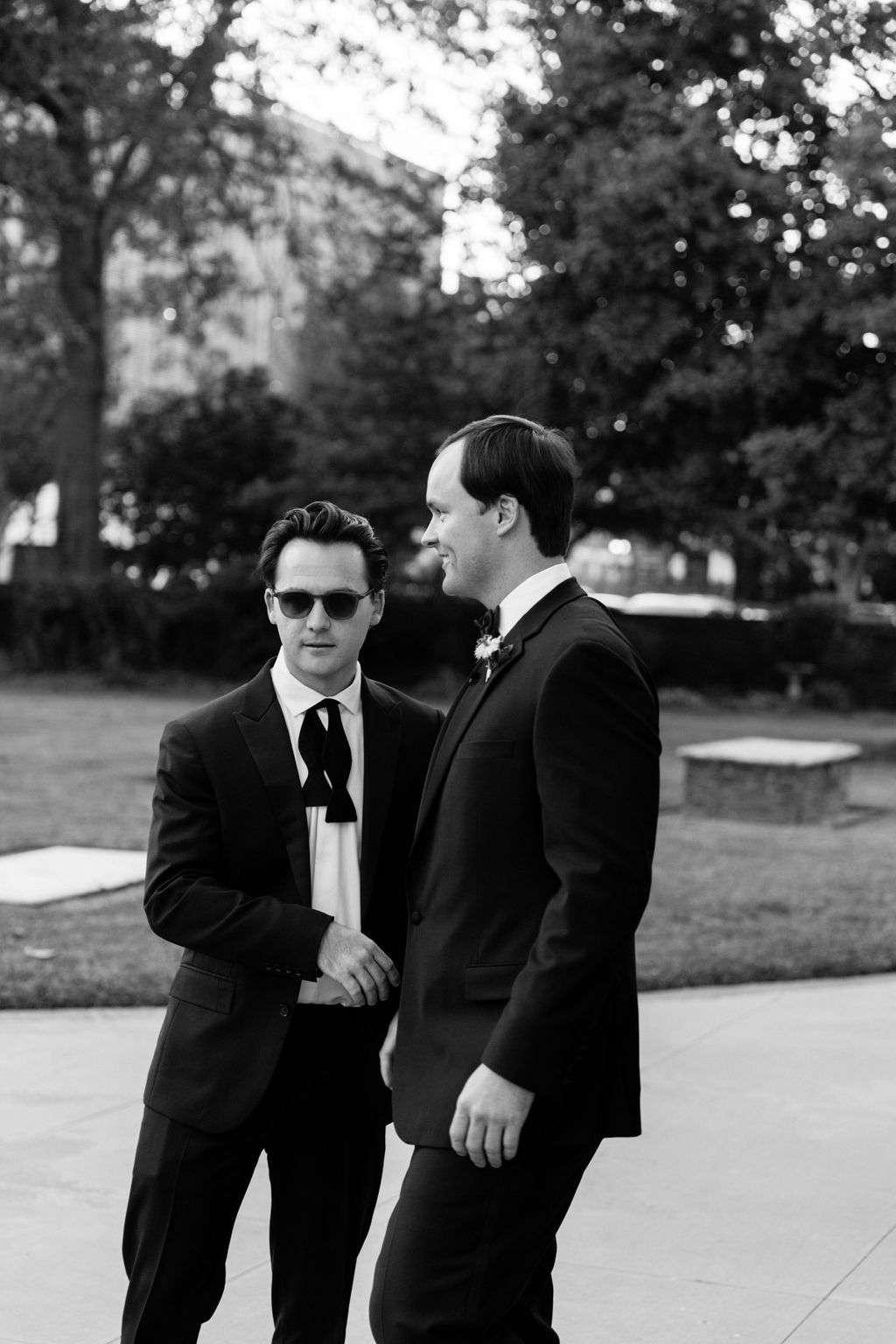 august wedding, groom