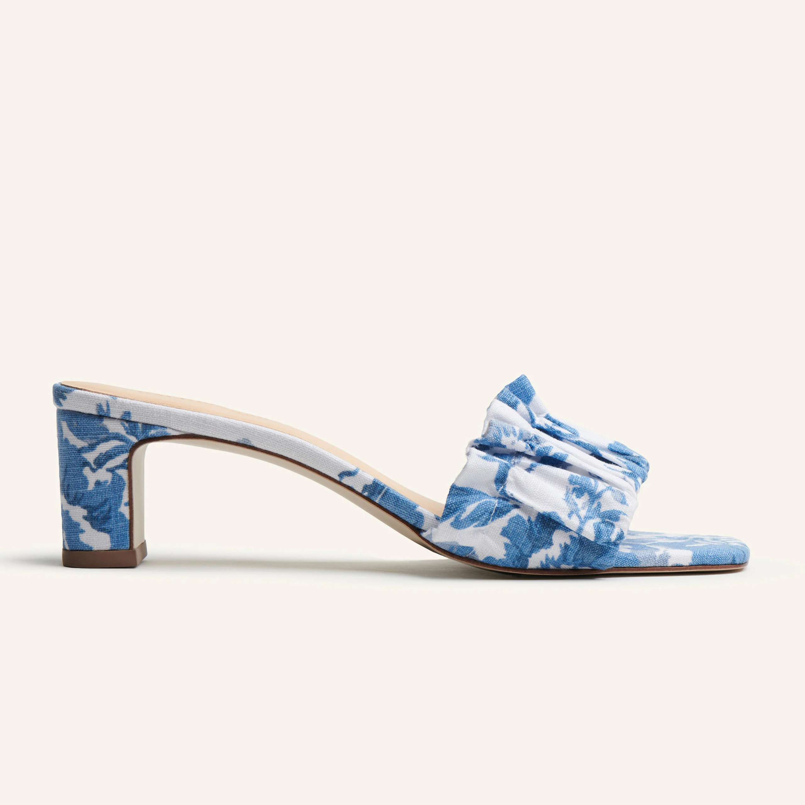 floral shoe