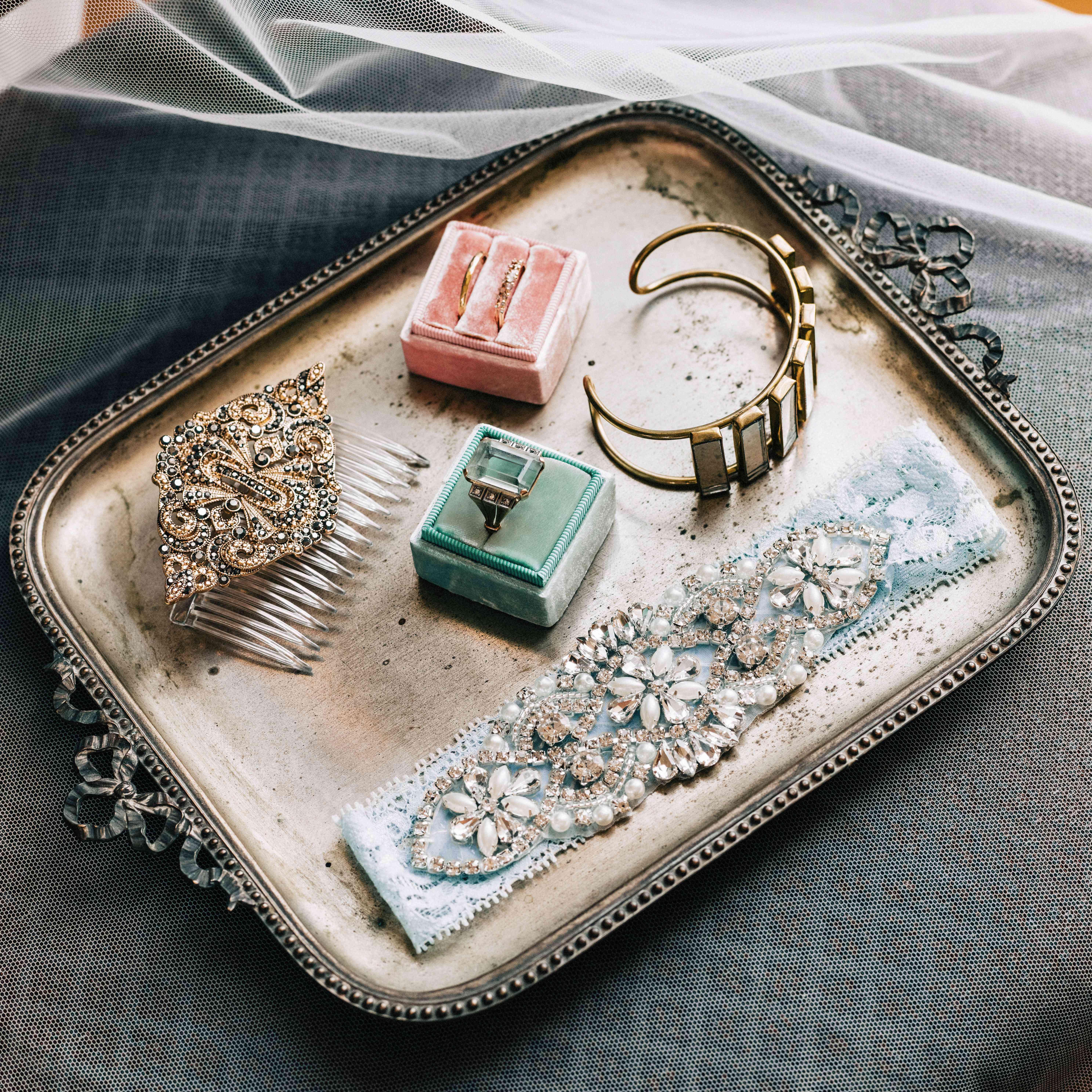 bridal accessories jewelry
