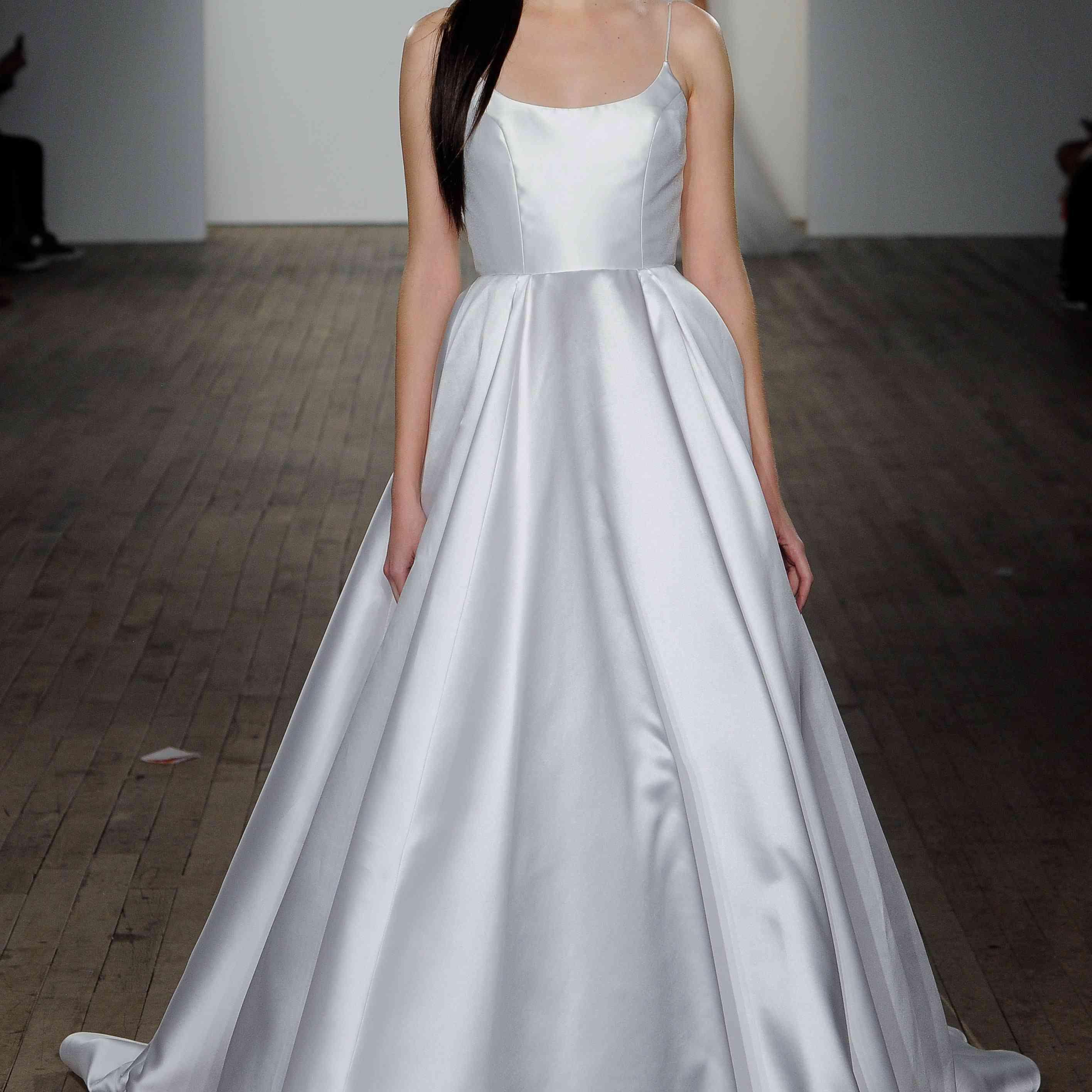 Vanna wedding ball gown