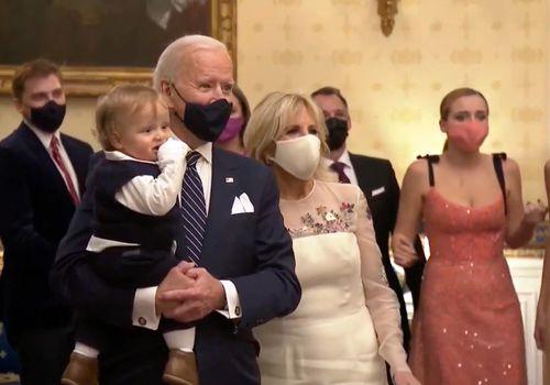 Dr. Jill Biden's Dress