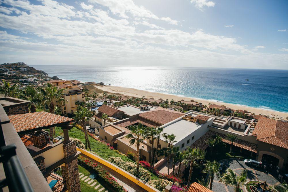 Overview venue shot Cabo San Lucas