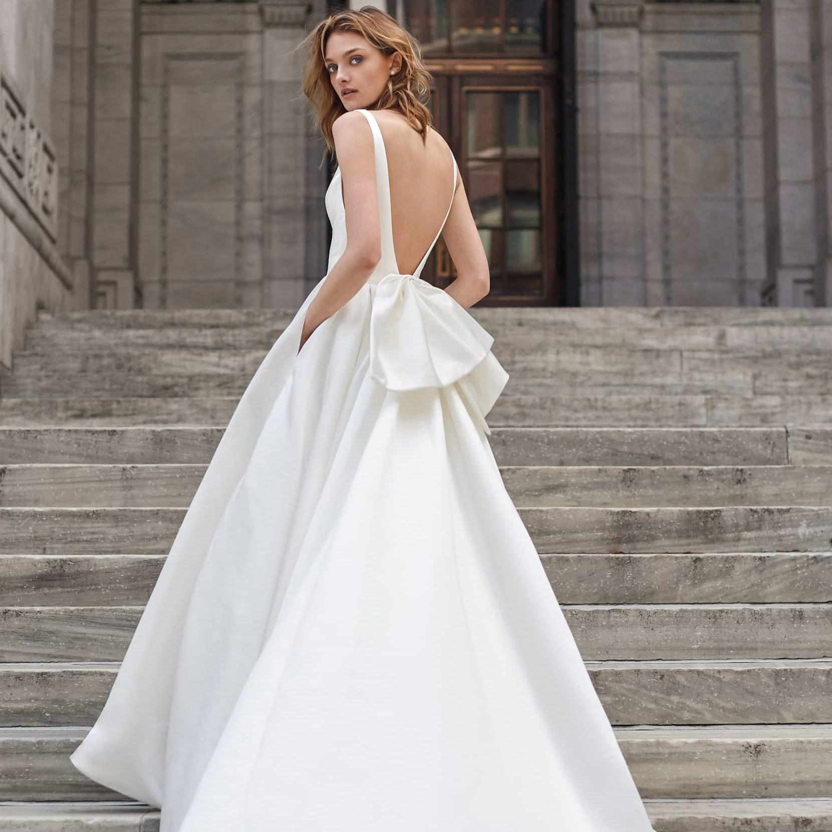 9515fc1456d03 45 Wedding Dresses with Pockets