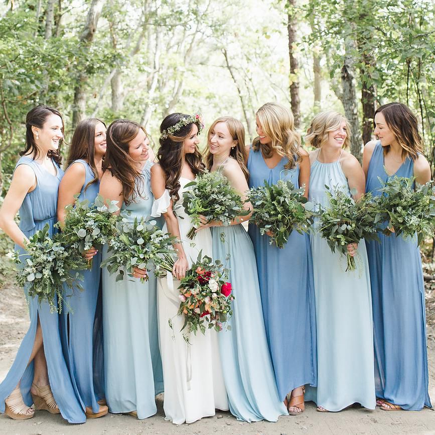 The 5 Rules For Choosing The Perfect Beach Bridesmaids Dress