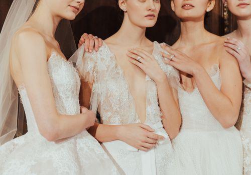 2019 Bridal Fashion Week Wedding Dresses