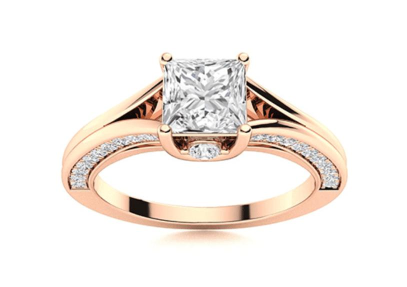Diamondere Jessica Ring