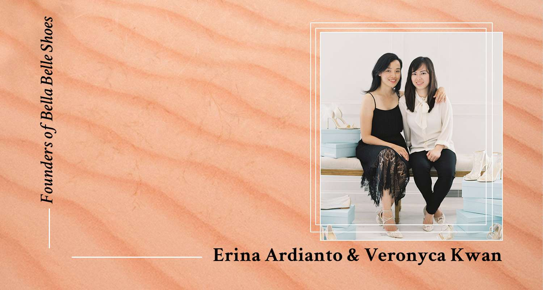 Erina Ardianto & Veronyca Kwan