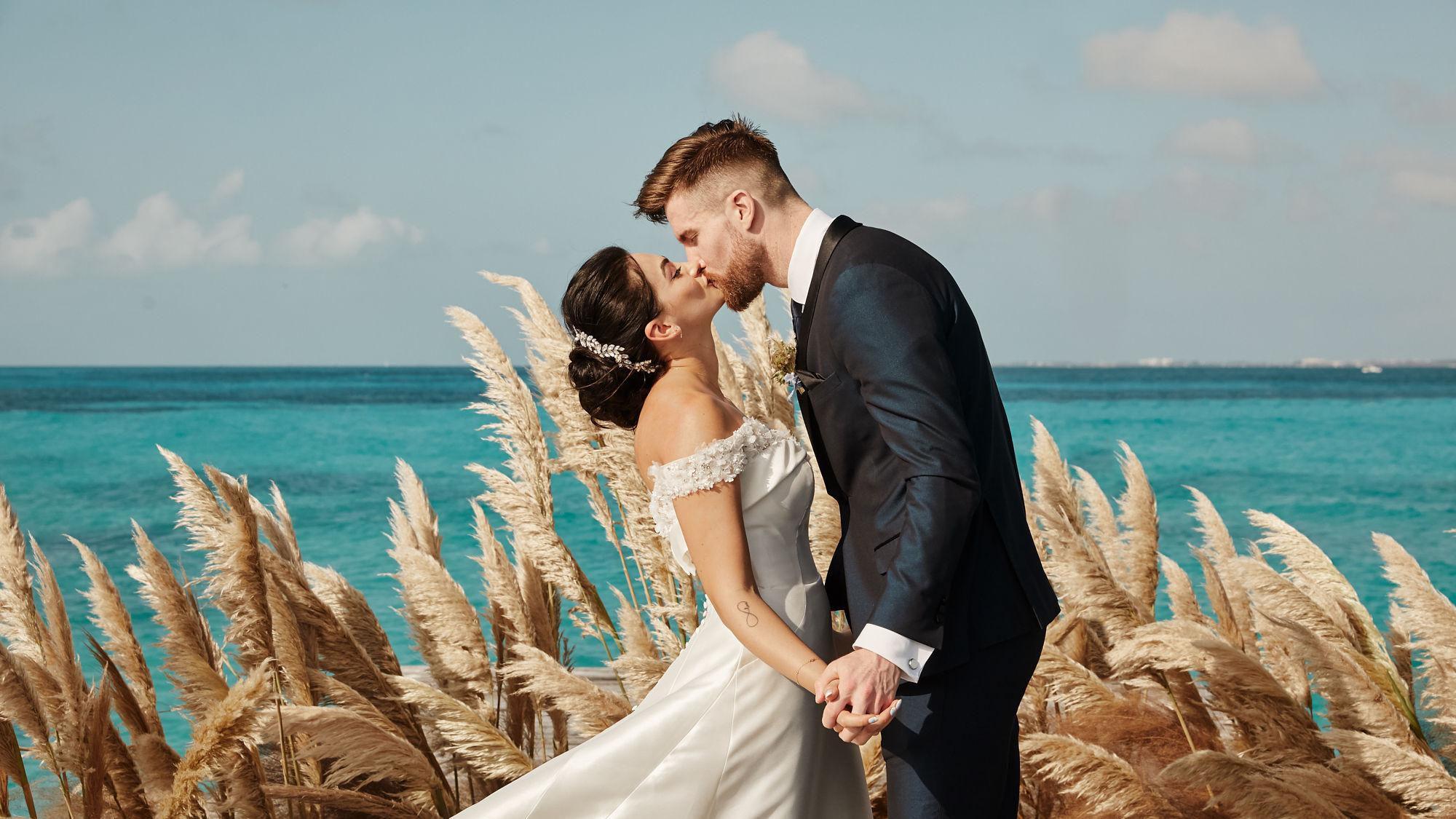 Andreea Cristina S Intimate Destination Wedding In Mexico