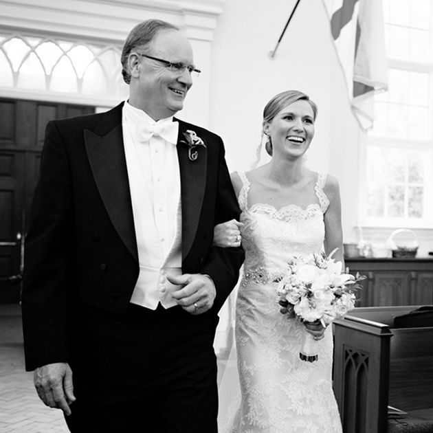 Everything You Need To Know About Your Father-Daughter Dance
