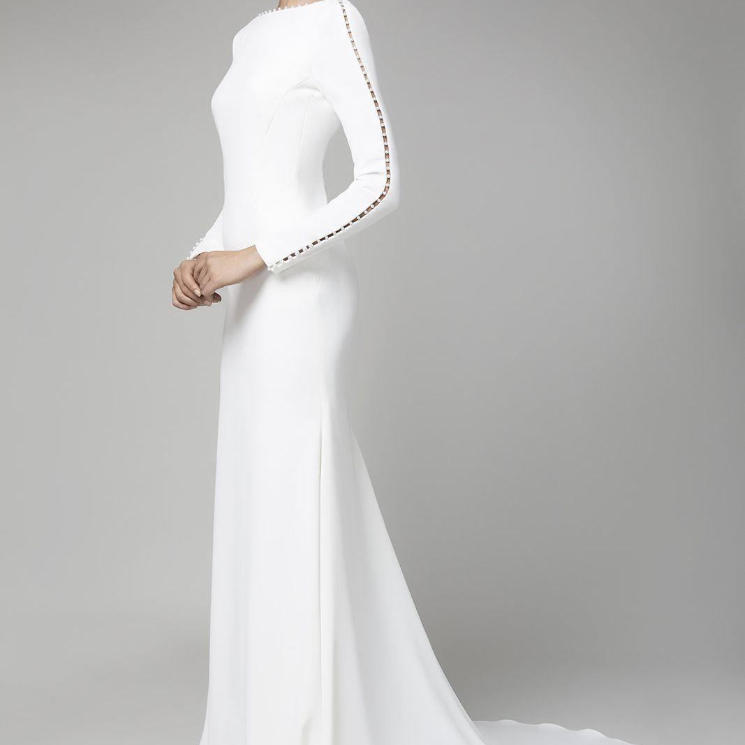 Lela Rose The Adelaide Wedding Gown