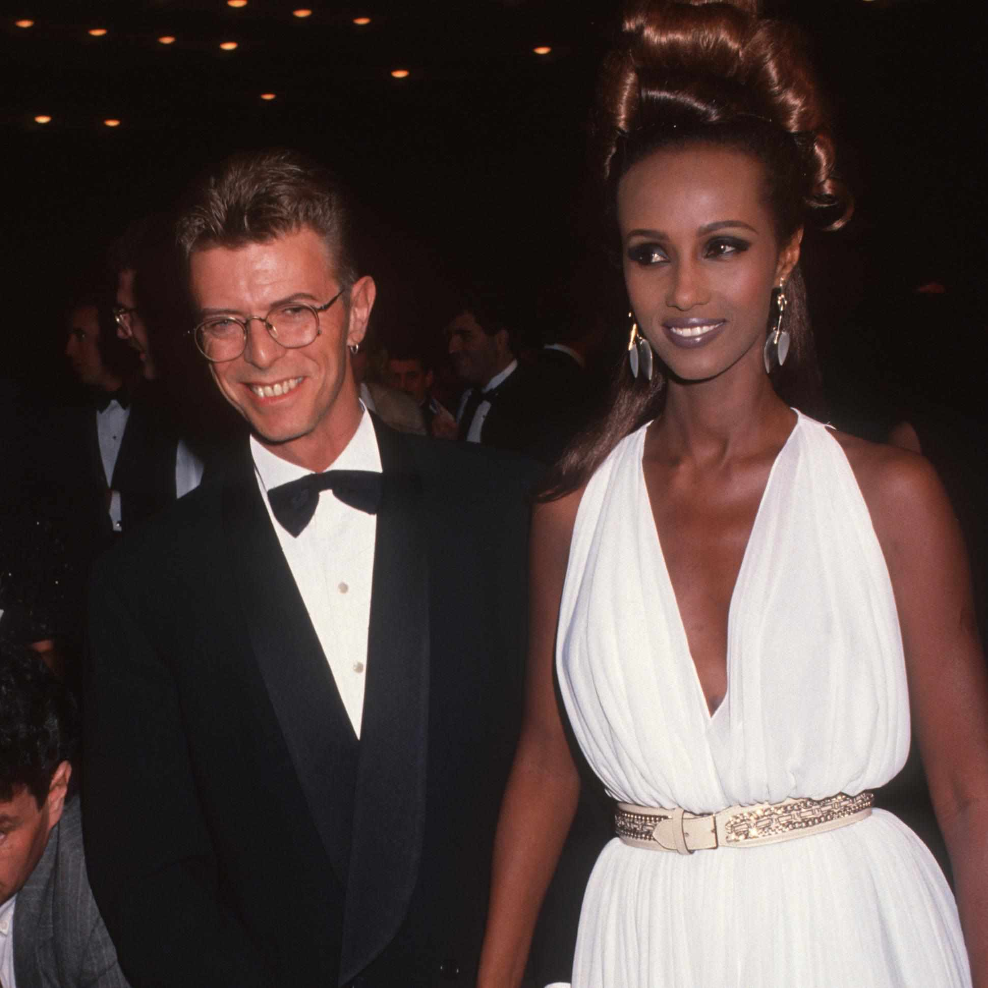 David Bowie and Iman: A Look Back on Their Love Story