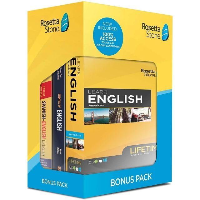 Rosetta Stone Language Course