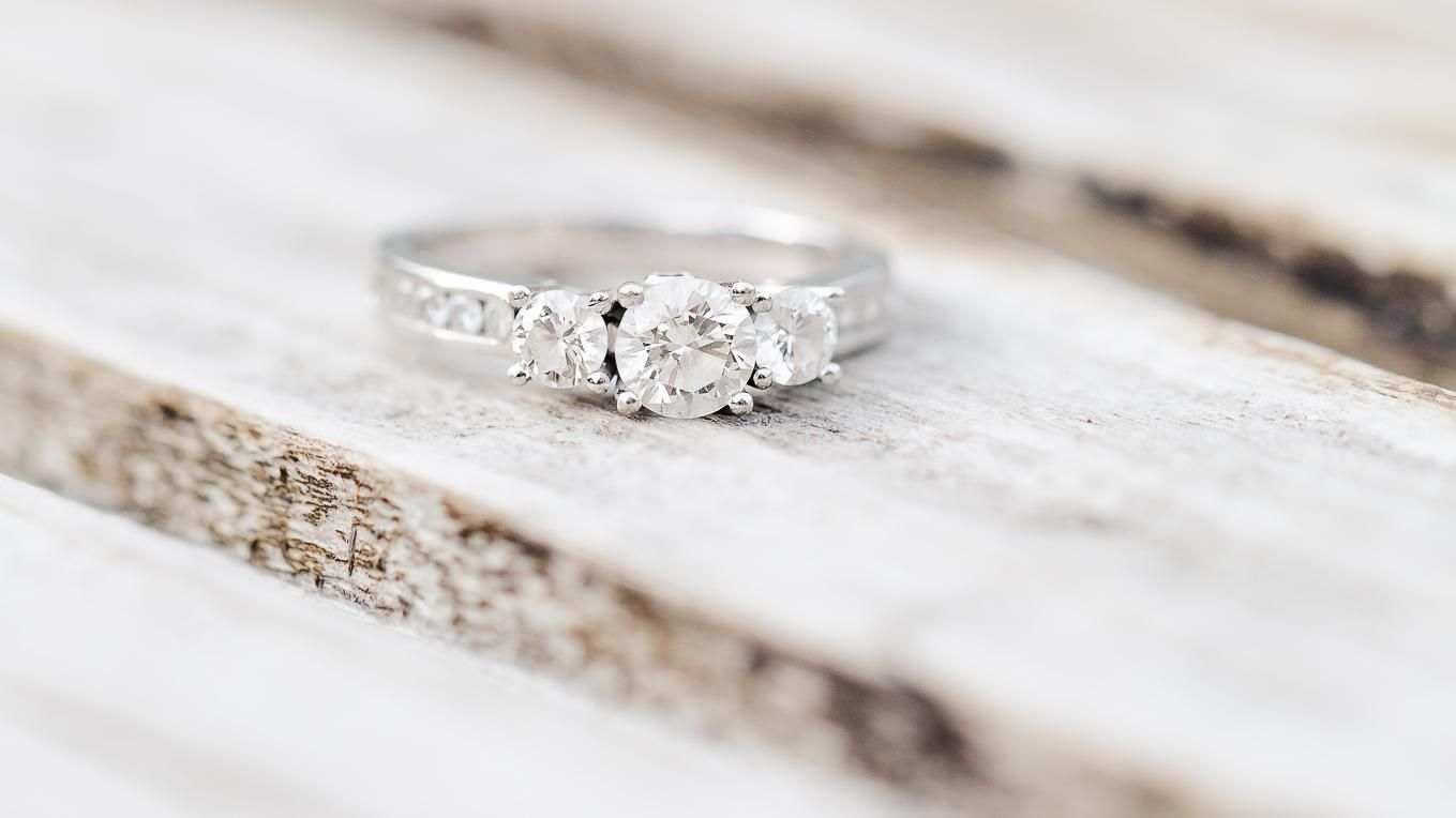 How To Clean Diamond Rings The Right Way