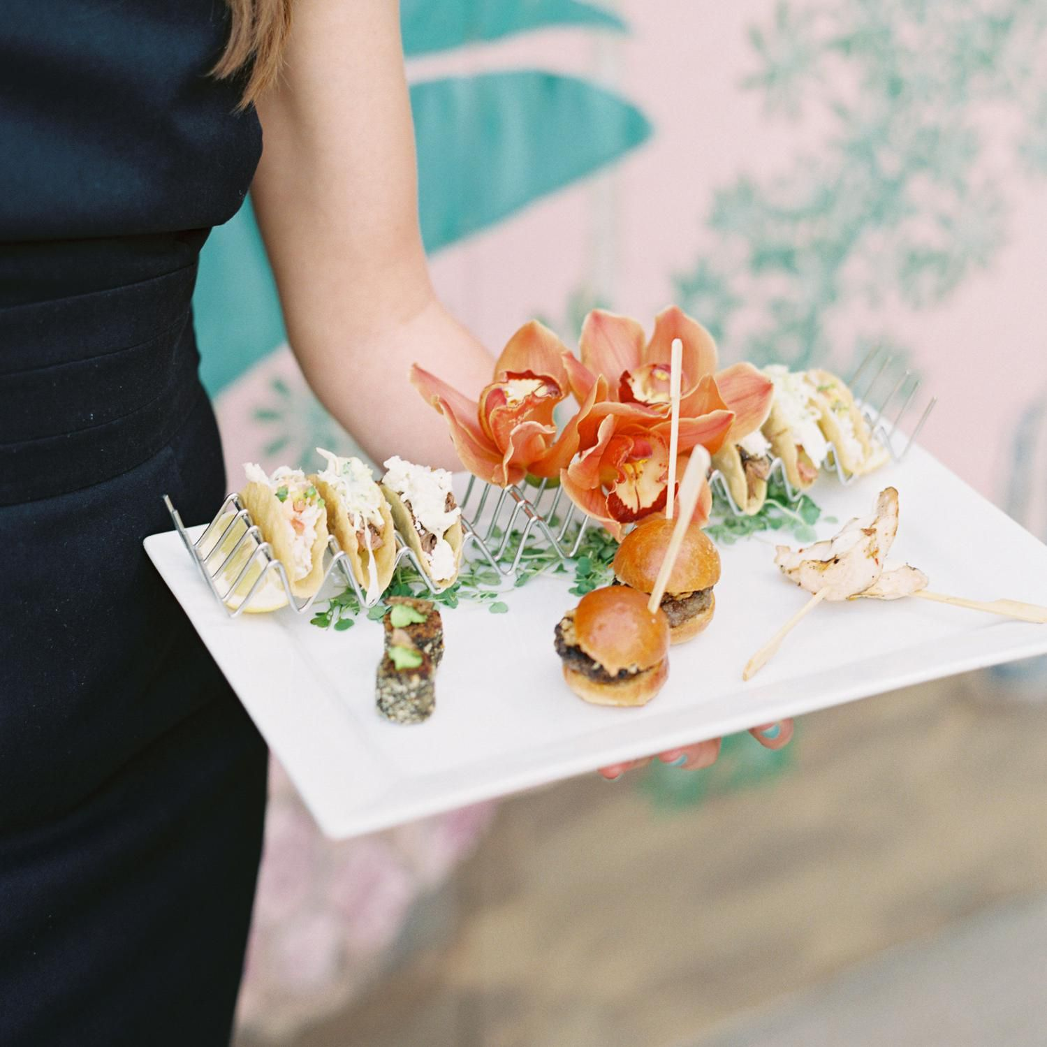 11 Mouth Watering Wedding Menu Ideas For A Summer Wedding
