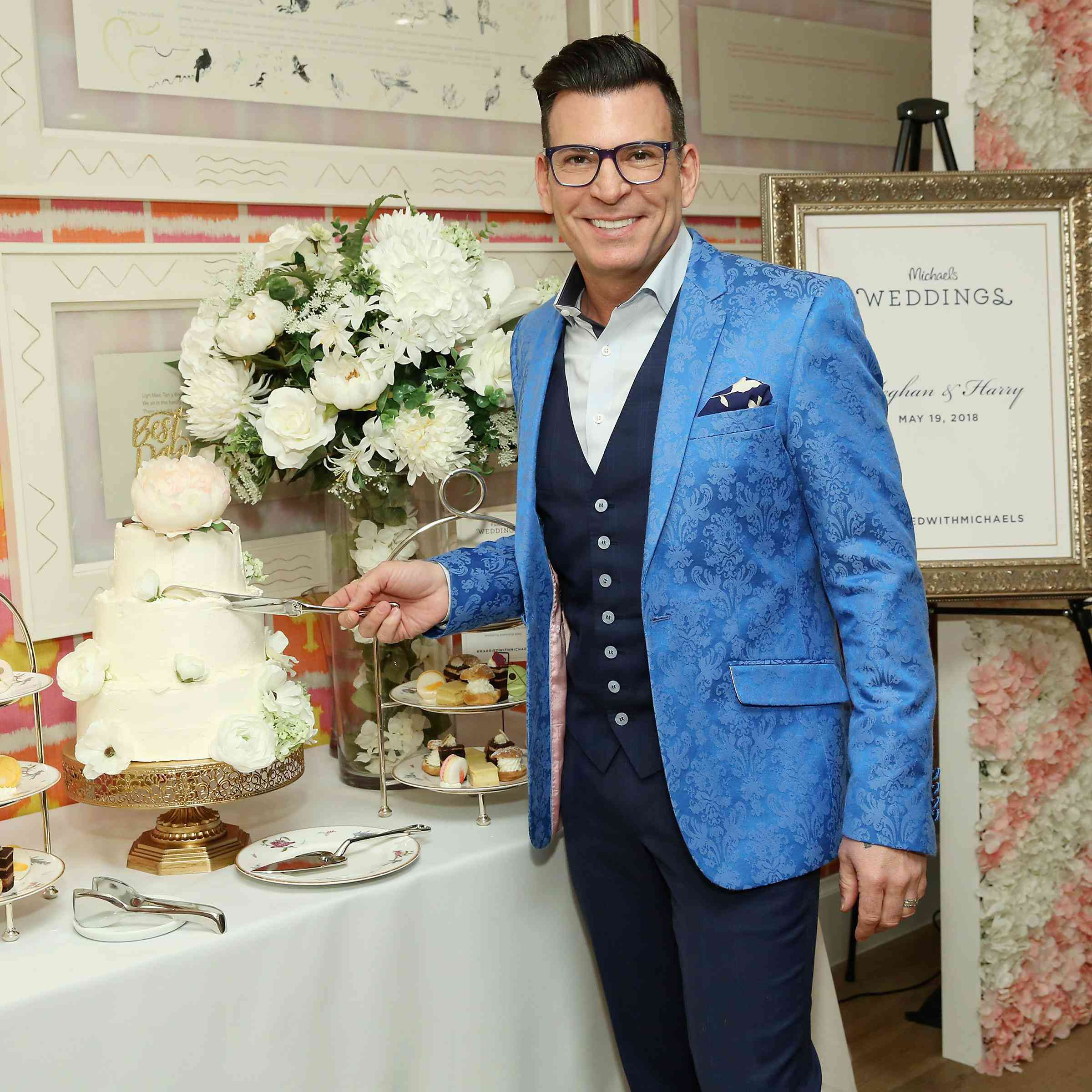Celebrity Wedding Planner David Tutera Is Launching His Own Bridal Collection