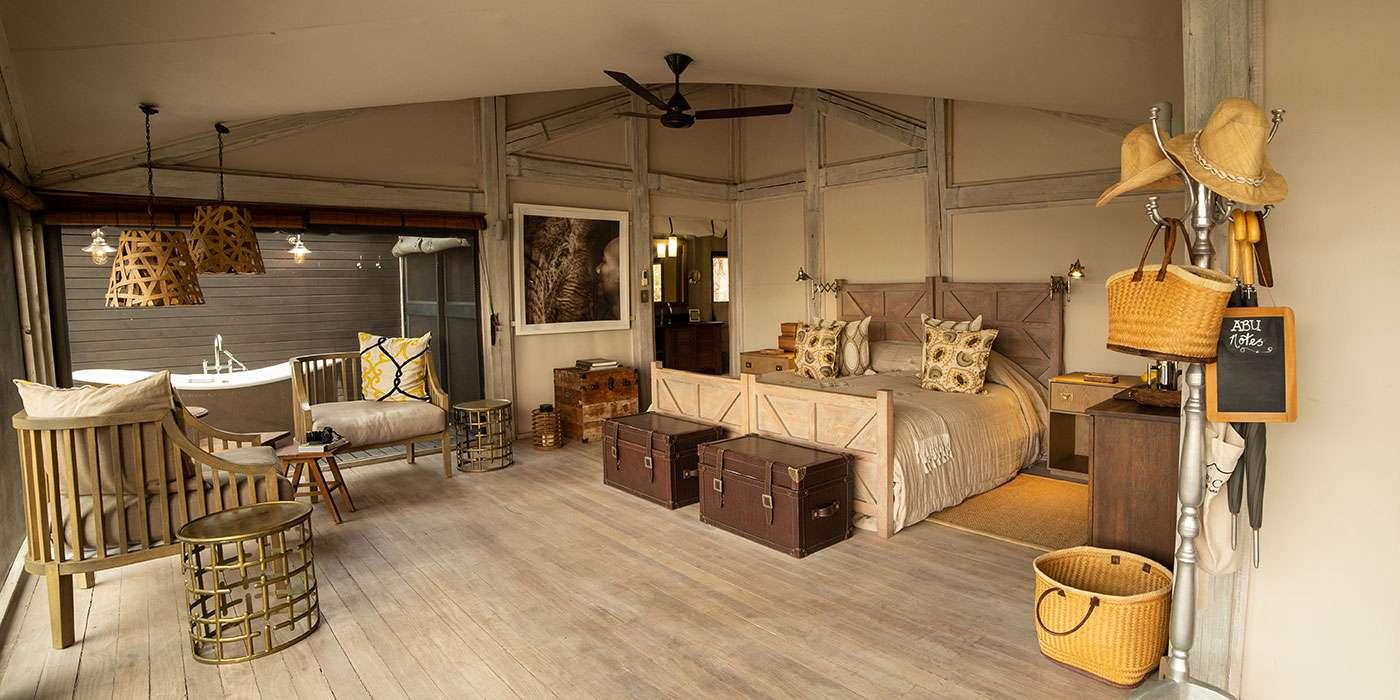 Abu Camp, Botswana