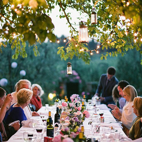 Ideas For Wedding Reception Without Dancing: Who Sits At The Head Table During The Wedding Reception?