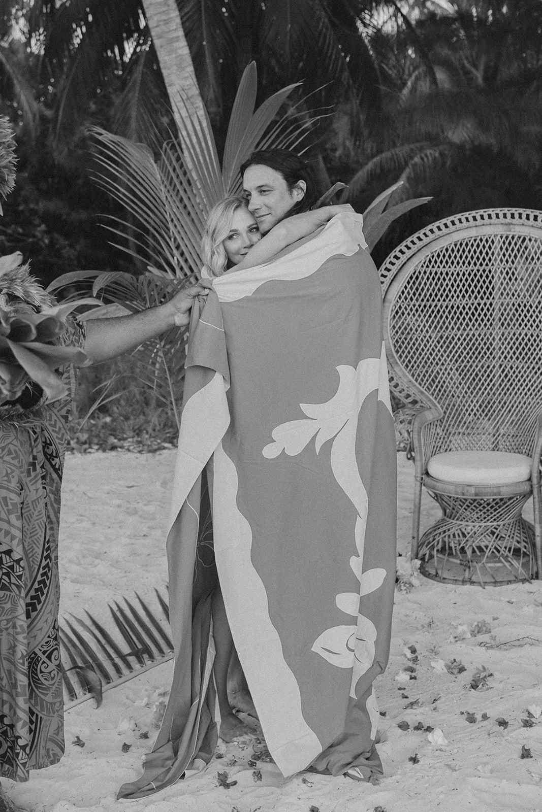 Blanket ritual