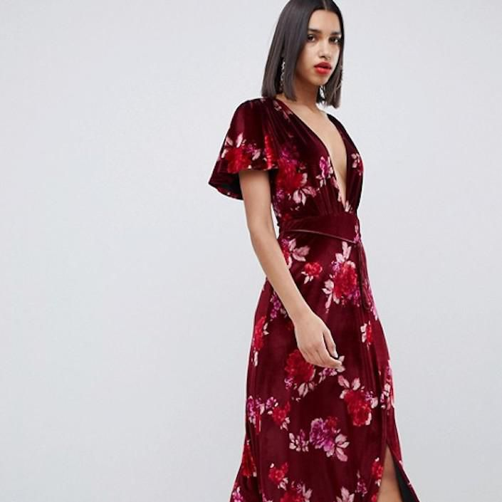 50 Winter Wedding Guest Dresses Under $100