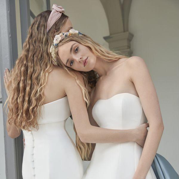 Sareh Nouri wedding dresses