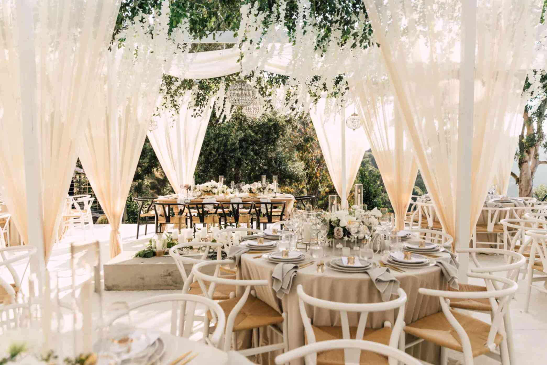 Ethereal Taupe reception